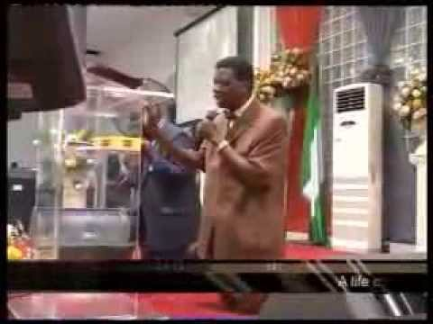 Thanksgiving Service @ RCCG Throne of Grace with Pastor E  A  Adeboye
