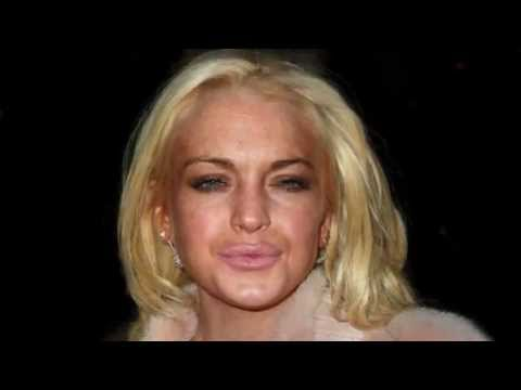 Lindsay Lohan s Changing Face - 25 years in 60 seconds