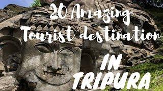 TRIPURA 20 AMAZING TOURIST DESTINATION/ত্রিপুরা /আগরতলা