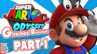 Crashes Everywhere - Glitches in Super Mario Odyssey Revisited (Part 1) - DPadGamer