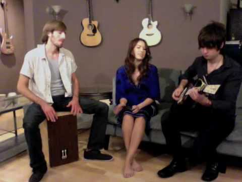 "Mia Sable ""Kiss Me"" Sixpence None The Richer Cover - YouTube Lilith Fair"