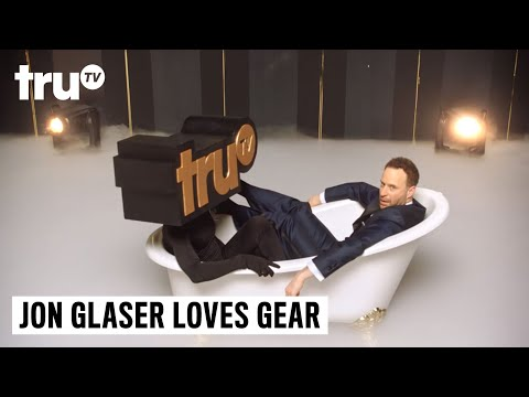 FUNNY BECAUSE IT'S TRU: Jon Glaser Loves Gear
