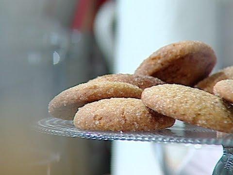 طريقة عمل بسكويت الزبده وطريقة عمل كوكيز الزنجبيل و  طريقة عمل كوكيز بقطع الشوكولاته من ساره عبد الس