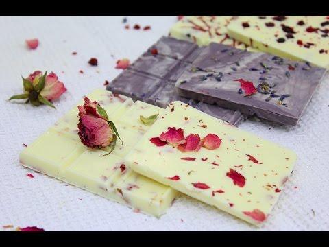 Шоколадные плитки своими руками 91