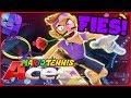 MARIO TENNIS ACES 🎾 Fieses FINALE mit Waluigi! 🎾 Deutsch Let's Play
