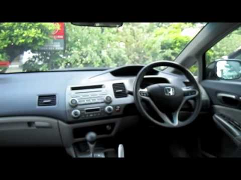 2009 Honda Civic 2.0i-VTEC Start-Up and Full Vehicle Tour