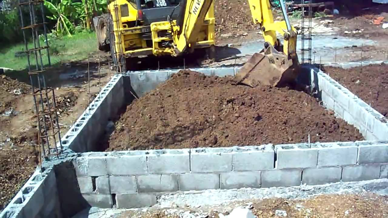 Greenheart homes trinidad limited youtube for Concrete basement cost estimator