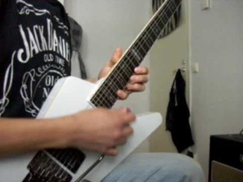 Iron Maiden - No More Lies Solo Section