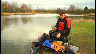 Steve Ringer Skills School - Catching carp on the Goo Method feeder