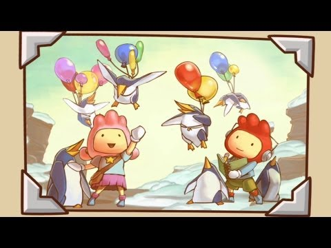 GameSpot Reviews - Scribblenauts Unlimited (Wii U)