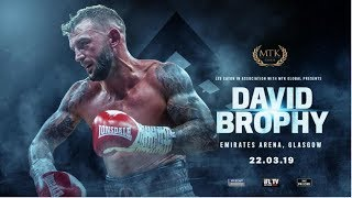 LIVE PROFESSIONAL BOXING! - MTK GLOBAL PRESENTS .... 'FIGHT NIGHT GLASGOW' FROM THE EMIRATES ARENA