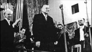 Dmitri Shostakovich : Symphony No.11 in G minor Op. 103 'The Year 1905' (1957) Live Recording