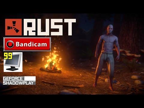 Как записать игру без лагов! Тест записи игры Rust!