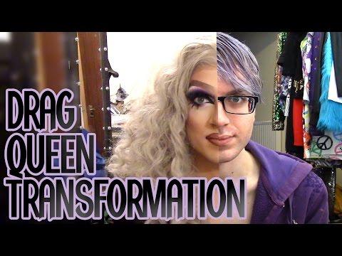 Drag Queen Transformation with Nova Ginés! (2017 Edition)