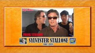 Frank & Sylvester Stallone @ Cafe Roma S1387