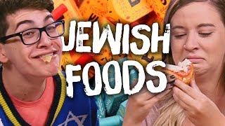 6 Jewish Foods For The First Time (Cheat Day)