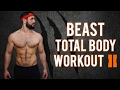 7 Minute No-Gym Total Body BEAST Home Workout - PART 2 | Total Body Workout For Men (No EQUIPMENT