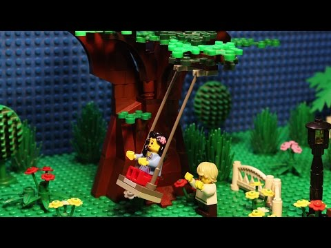 Playing life - A Lego stop-motion story