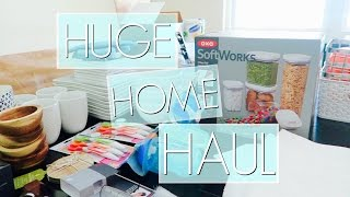 (18.5 MB) HUGE HOME HAUL! TARGET & IKEA | KKandbabyJ Mp3