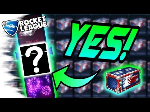 MOST PAINTED ITEMS EVER! - Rocket League Overdrive Crate Opening! - Painted Centio/Animus & More!