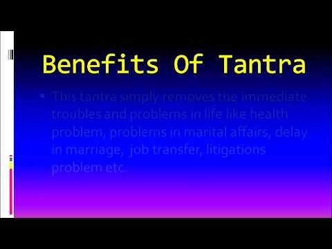 Powerfull Tantra Remove Problems तंत्र Mantra Science thumbnail
