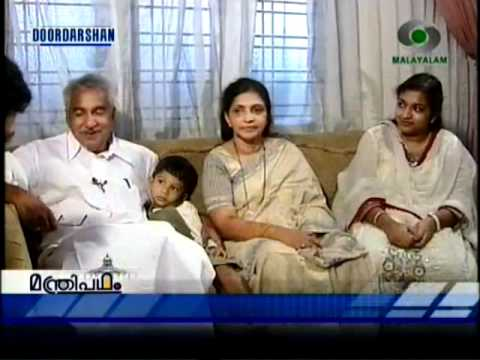 Oommen Chandy-Interview-Part 1