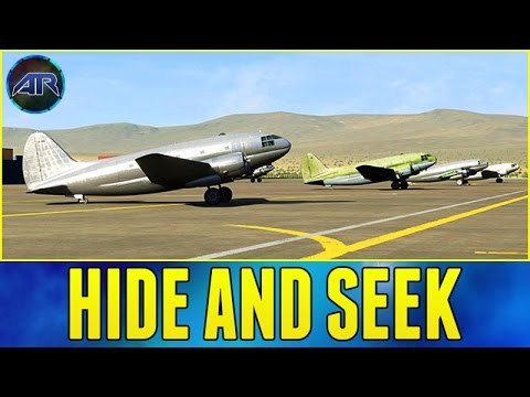 Forza 5 : HIDE AND SEEK!!! (PART 4)