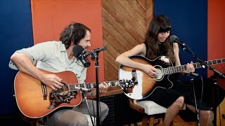 """Nightlight"" Acoustic from Silversun Pickups at 91X"
