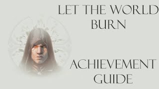 download lagu Let The World Burn Achievement  Dreamfall Chapters gratis