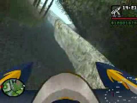 GTA:SA Hydro-Foam Mod