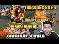 Download Video NEW SKIN AURORA SPECIAL FOXY LANGSUNG KILL 9  - Mobile Legend Bang Bang MP3 3GP MP4 FLV WEBM MKV Full HD 720p 1080p bluray