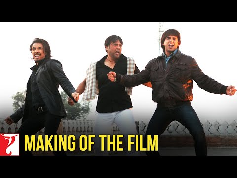 Making Of The Film - Kill Dil