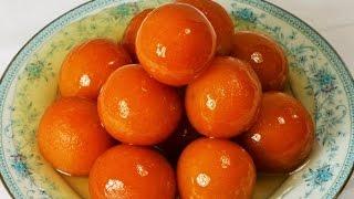 Bread Gulab Jamun – Christmas Special
