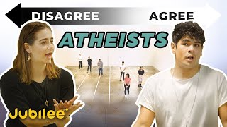 Do All Atheists Think The Same?