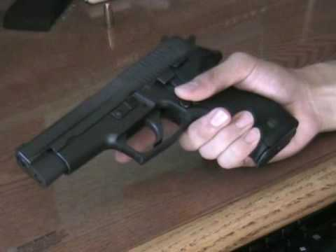 SIG Sauer P226 9mm review