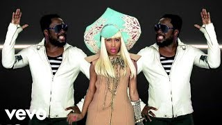 Клип Nicki Minaj - Check It Out ft. Will.i.am