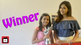 Meet The Voice India Kids WINNER Nishtha Sharma | Exclusive | Interview | Tellychakkar |