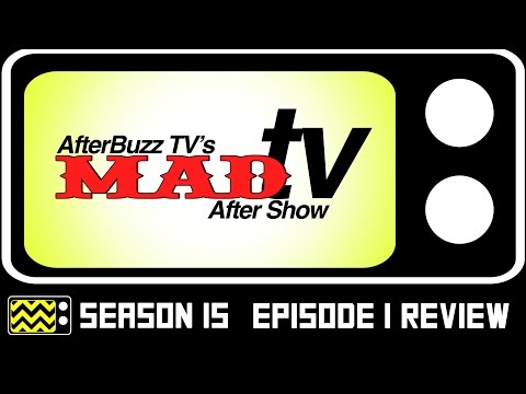MadTV Season 15 Episode 1 Review & After Show | AfterBuzz TV