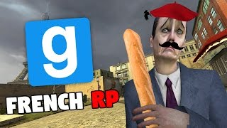 French RP (Garry's Mod)