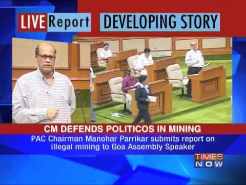 Mining scam: CM defends himself