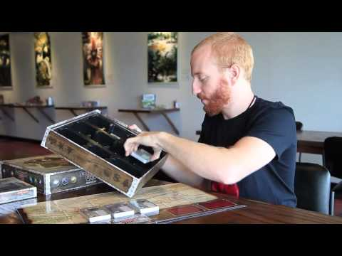 Summoner Wars Master Set Unboxing Summoner Wars Unboxing