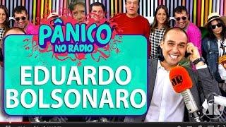 Eduardo Bolsonaro - Pânico - 24/06/16