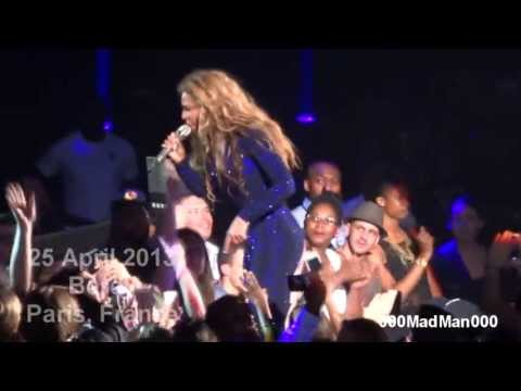 Beyonc - Love on Top - HD Live at Bercy, Paris (25 April 2013)