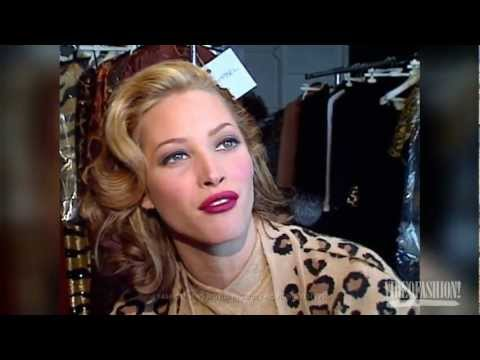Christy Turlington - Videofashion