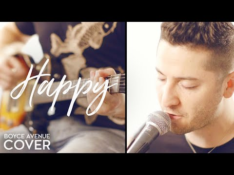 Happy - Pharrell Williams (despicable Me 2)(boyce Avenue Cover) On Itunes & Spotify video