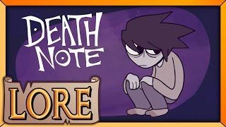 DEATH NOTE: Dawn of a New World | LORE in a Minute! | Kira vs. L | Anime Backstory | Mike Bow | LORE