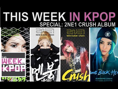 Crush 2Ne1 Album Download
