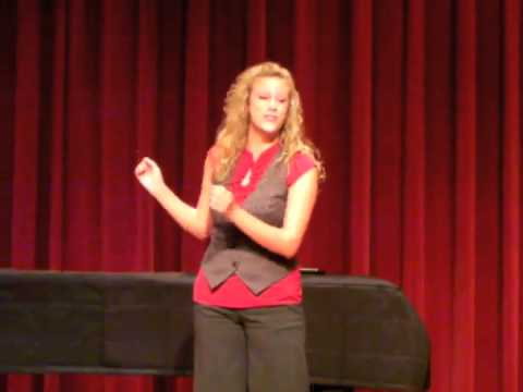 Belmont University Senior Showcase 2009 - Video #3