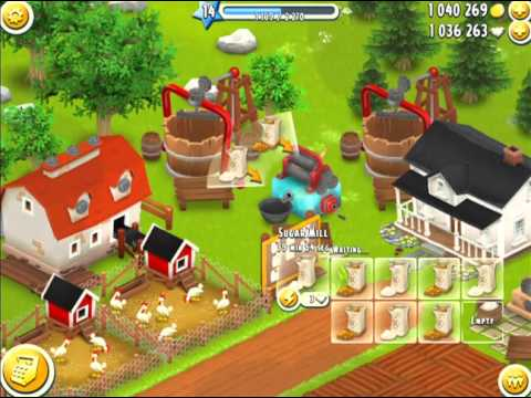 Hay Day Level 14
