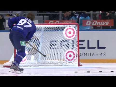 Матч Звезд 2015: Броски на точность /KHL All Star Game 2015: Shooting Accuracy